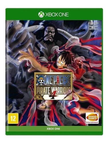 One Piece: Pirate Warriors 4 Standard Edition Físico Xbox One Bandai Namco Entertainment