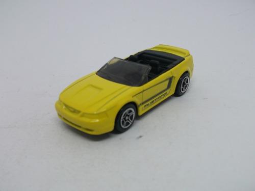 ( L - 80 ) Matchbox Ford Mustang 99 Conversível