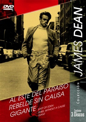 [pack Dvd] James Dean  (4 Discos)