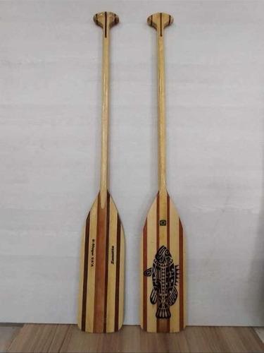 Paddle/ Remagem/remo Para Canoa Canadense.oc6/oc1.