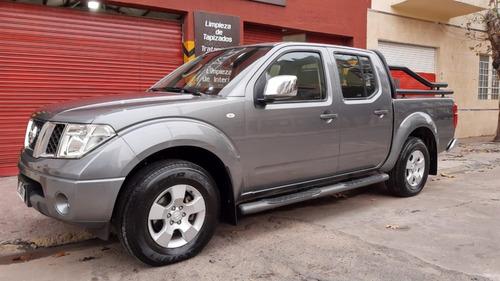 Nissan Frontier Le 4wd 6mt