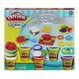 Brinquedo Play Doh Sweet Shoppe Hora Do Lanche Hasbro A7659