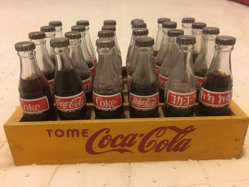 Botellitas De Coca Cola (24)