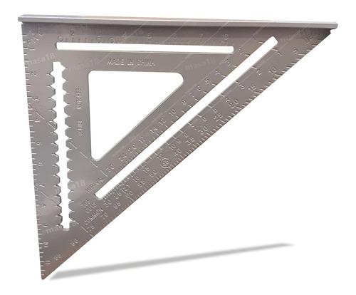 Escuadra De Metal 12 Pulgadas Carpintería
