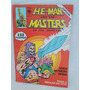 Gibi He man And The Masters Of The Universe N° 1 Ano 1987