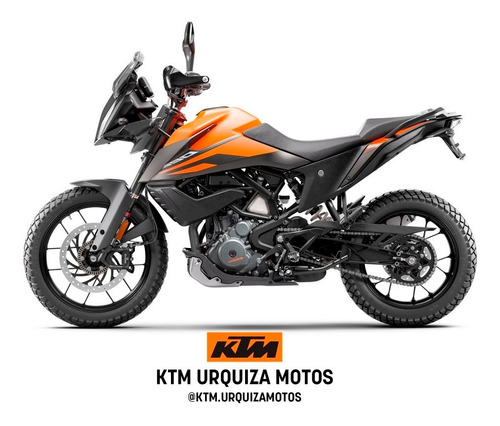 Ktm 390 Adventure 2021 Lanzamiento 0km Urquiza Motos