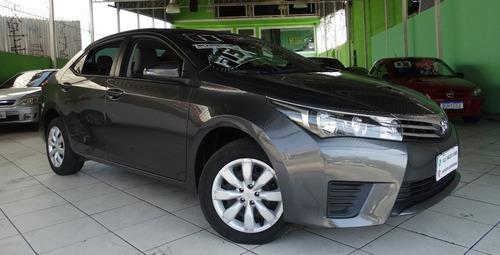 Toyota Corolla 2017 1.8 16v Gli Flex 4p