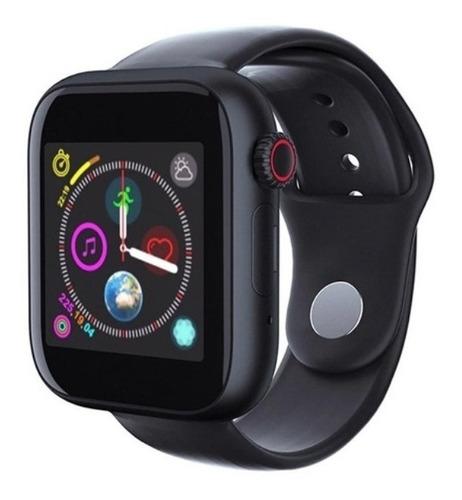 Relogio Smartwatch Z6 Digital Bluetooth Faz Ligações Musica