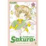 Kit Cardcaptor Sakura Clear Arc Volumes 02, 03 E 04
