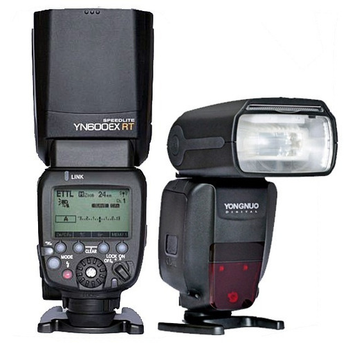 Kit Flash Yn600 Ex Rt -  Entrega Inmediata