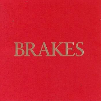 Cd Brakes - Give Blood - 2005 Original