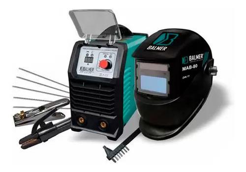 Combo Inversor Bivolt + Máscara Automática Balmer