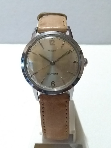 Reloj Timex Self Wind Automatico .funcionado