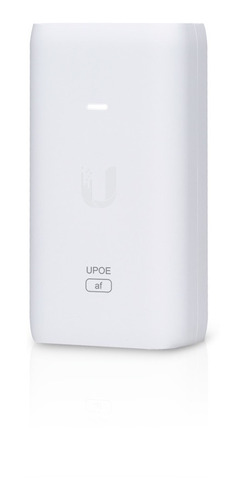 Fuente Poe 48v 0.5a Ubiquiti U-poe-af-ar Gigabit Ethernet
