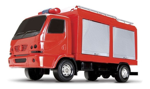 Brinquedo Urban Resgate Bombeiro Roma Brinquedos