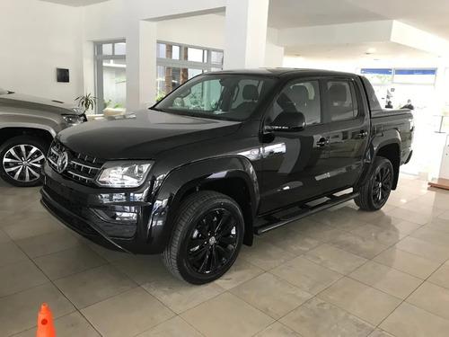 Vw Volkswagen Amarok V6 Extreme Black Style 0km Ya