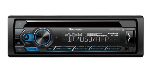 Estéreo Para Auto Pioneer Deh S4250bt Con Usb Y Bluetooth