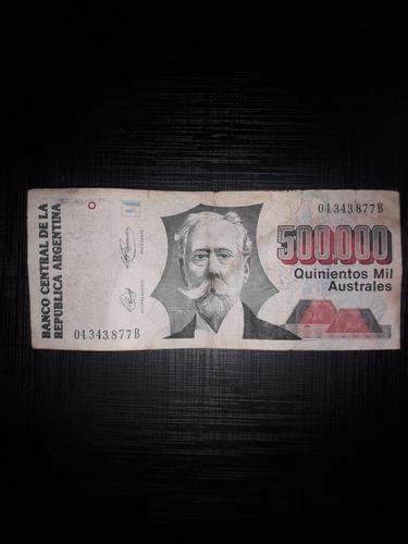 Austral Billetes