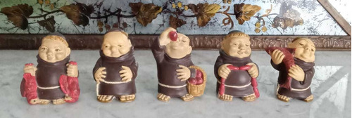 Fraile Franciscano Colección Argott