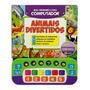 Livros Infantis Animais Divertidos 36 Sons Dos Animais