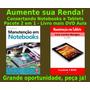 Livro E Dvd Aula Notebooks E Tablets