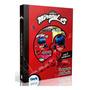 Box Livro Infantil Ladybug O Segredo Dos Heróis