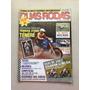 Revista Duas Rodas 143 Yamaha Ysr 500 Xt600 Ténéré 1987 X754