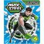 Quebra Cabeça Max Steel Os Herois Da Equipe Turbo