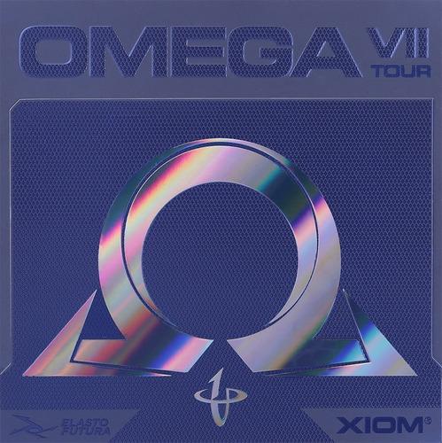 Xiom Omega 7 Tour (by Hugo Calderano)