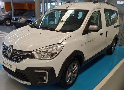 Renault Kangoo Stepway 1.5 Dci 2021. Stock Disponible L G