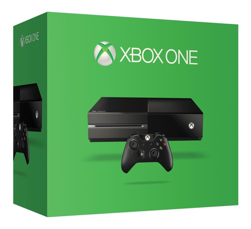 Console Xbox One Fat 500gb + 2 Controles + 3 Jogos