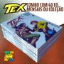 Combo Com 40 Edições Hqs Tex Mensal