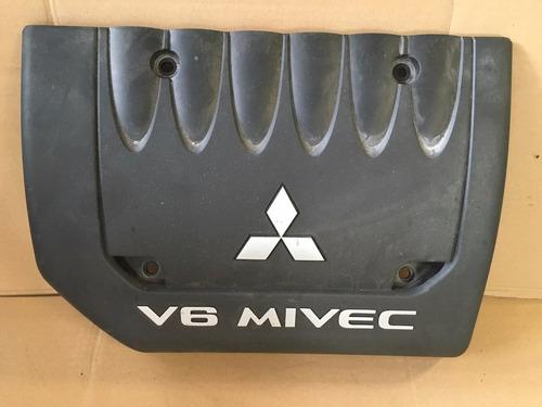 Capa Motor Mitsubishi Outlander V6 - Nk Peças