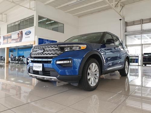 Ford Explorer 2021 2.3 Limited