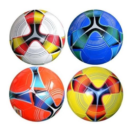Bola De Futebol Campo Tam Oficial Couro Sintético Bx Sports