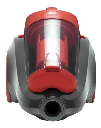 Aspiradora Atma Essential As8920n 2l  Roja Y Negra 220v
