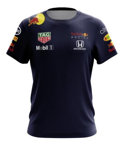 Camiseta Red Bull F1 Formula 1 Motogp Moto Gp