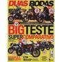 Duas Rodas N°492 Cb 1000r Z1000 Monster Super Ténéré 1200