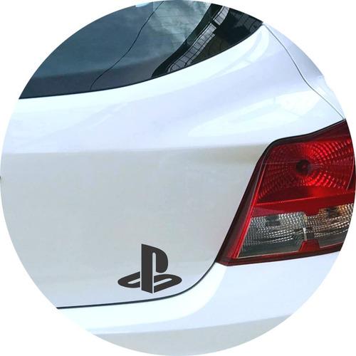 Adesivo Carro Moto Vidro Sony Playstation Video Game Colante