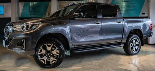 Toyota Hilux 4x4 Dc Srx 2.8 Tdi 2020