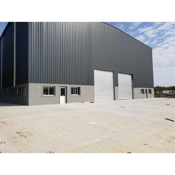 Galpón Industrial 3.000 M2 Cubiertos Con Energía T3 Apto