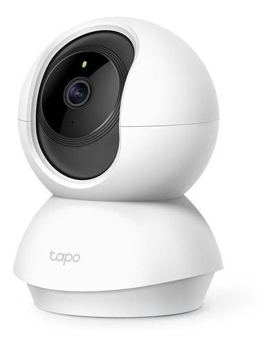 Cámara Ip Seguridad Home Domo Tp Link Tapo C200 Gira 360º Bg
