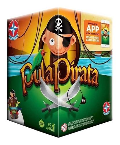 Jogo De Mesa Pula Pirata Estrela