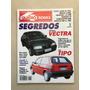 Revista Quatro Rodas 396 Kadett Omega Tipo Audi Monza P812
