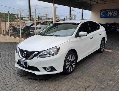 Nissan Sentra Sv 2.0 Branco 2020