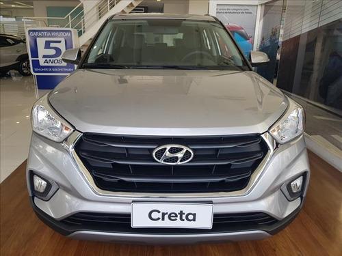 Hyundai Creta 1.6 16v Flex Smart Plus Automático