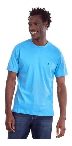 Camiseta Polo Wear Básica Gola Careca