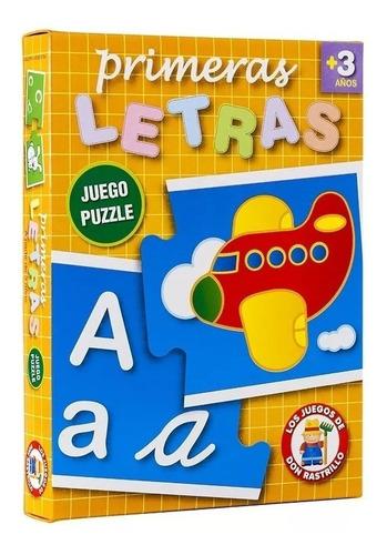 Primeras Letras Don Rastrillo - Vavi Toys