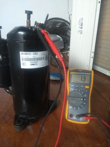 Compressor Inverter 12.000 Btus