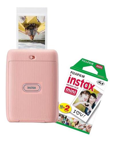 Impressora Instax Mini Link Smartphone Filme De 20 Poses